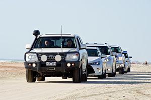 Toyotami przez Amerykę Południową