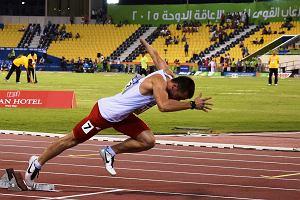 Igrzyska paraolimpijskie. Michał Derus zaczynał od pływania, ale na liczy na medal w sprincie [ROZMOWA]