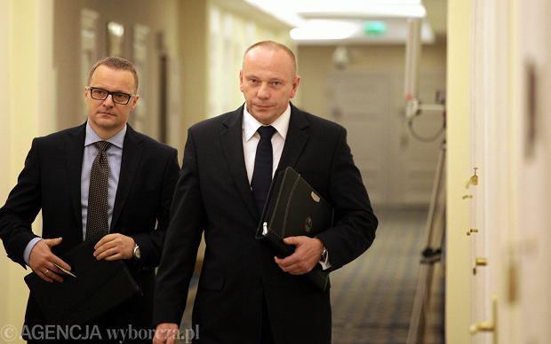 Żandarmeria Wojskowa zatrzymała byłego szefa SKW gen. Piotra Pytla