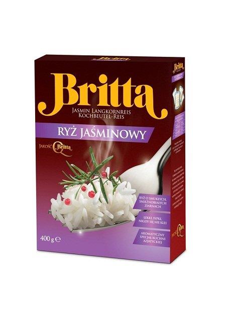 Ry� Ja�minowy Britta - kulinarna wyprawa w stron� Azji