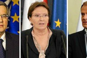 Prezydent Tusk po prezydencie Komorowskim? Tusk jak Anders na bia�ym koniu wyzwoli Polsk� z rz�d�w PiS