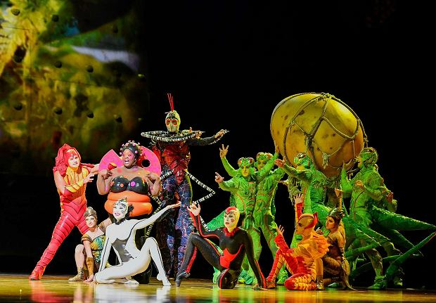 """Cirque du Soleil powraca do Polski! """"OVO"""" w przyszłym roku w Krakowie i Trójmieście"""