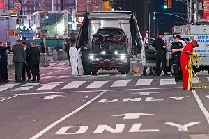 Nowy Jork: Kierowca samochodu mógł być pod wpływem narkotyków