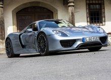 Porsche 918 Spyder | Problemy z zawieszeniem