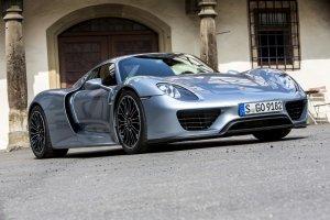 Porsche 918 Spyder   Problemy z zawieszeniem