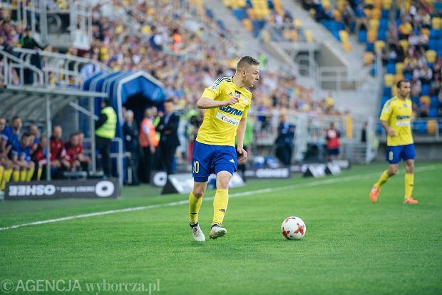 Zdjęcie numer 5 w galerii - Ekstraklasa. Legia ponownie wypożycza Mateusza Szwocha do Arki Gdynia
