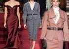 Moda z wybiegów: stylowe lata 40.
