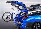 Salon Frankfurt 2015 | Honda Civic Tourer Active Life | Z myślą o rowerzystach