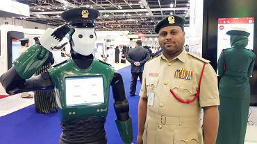 Na Expo 2020 w Dubaju porządku będą strzegły cyborgi