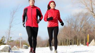Bieganie zimą