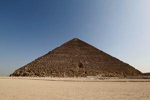 W piramidzie Cheopsa odkryto zagadkowe puste wnęki. Z nieziemską pomocą