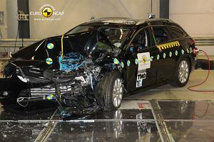 Najnowsze testy zderzeniowe Euro NCAP
