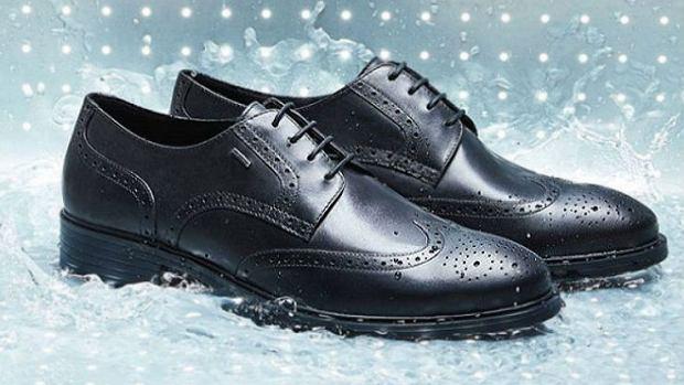 59cf3321333e6 Sztyblety, trapery i półbuty marki Geox - zimowe obuwie we włoskim stylu