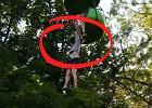 USA: 14-latka wypadła z gondoli w parku rozrywki. Złapali ją świadkowie [WIDEO]