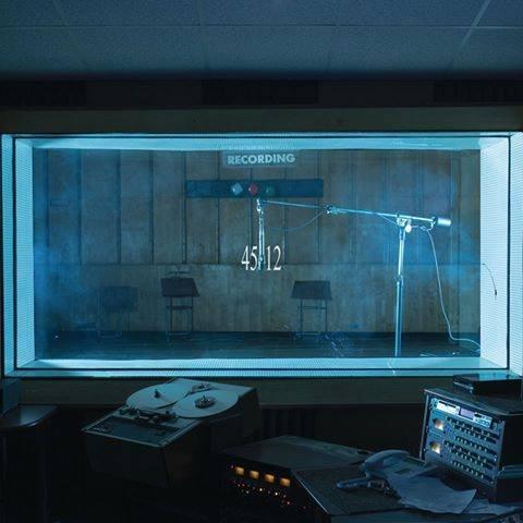 Okładka pierwszej oficjalnej łódzkiej płyty wydanej z okazji Record Store Day. Zdjęcia i projekt wykonała Weronika Izdebska / materiały prasowe
