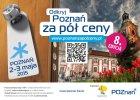 Maj�wka 2015 w Polsce: Jed� do Poznania - b�dzie za p� ceny ju� po raz �smy [CENY, PROGRAM, NOWO�CI]