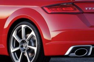 Salon Pekin 2016 | Audi TT RS | Bardzo blisko terytorium R8