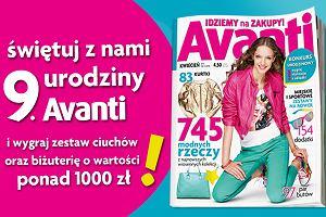 ad9d12dc50 Urodzinowy konkurs Avanti  rozwiązanie konkursu