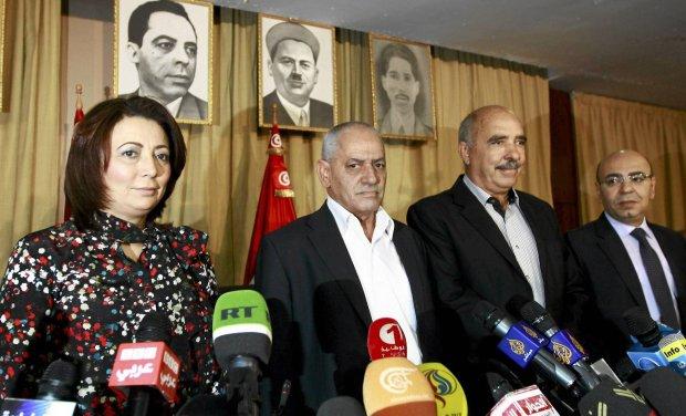 Tunis z pokojowym Noblem