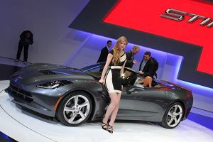 Salon Genewa 2013 | Chevrolet Corvette Stingray Convertible