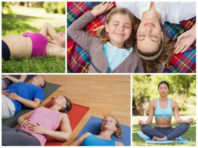 techniki relaksacyjne