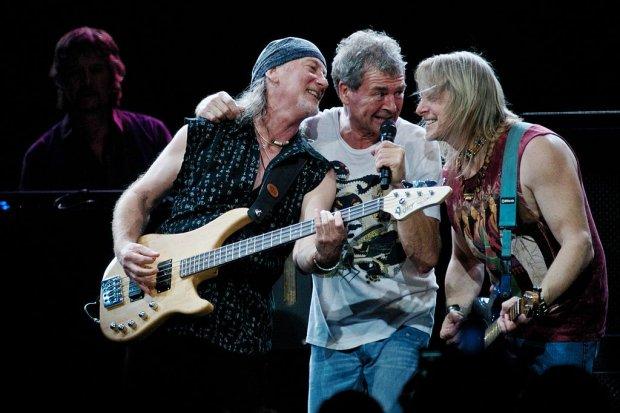 Już na początku 2017 roku fani kultowego zespołu Deep Purple doczekają się najnowszego krążka kapeli. Będzie to już 20 płyta w ich karierze.
