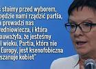 Wybory 2015. Premier Kopacz u Olejnik: Mamy prezydenta, który ma gdzieś wyroki Trybunału Konstytucyjnego [NAJCIEKAWSZE WĄTKI]