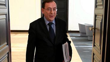 Minister Mariusz Kamiński