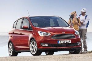 Ford C-Max po liftingu | Ceny w Polsce | Szeroki wachlarz mo�liwo�ci