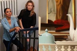 Katarzyna Warnke mieszka w niemal 100-metrowym apartamencie na warszawskim Mokotowie. Mieszkanie odzwierciedla jej artystyczną duszę. Nie brakuje w nim przedmiotów, które mają dla aktorki duże znaczenie. Więcej domów gwiazd możecie zobaczyć w telewizji Domo+.
