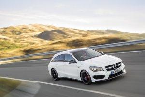Mercedes CLA Shooting Brake | Ceny w Polsce | Ta�szy ni� CLS