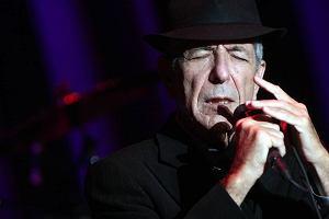 Nowa p�yta Leonarda Cohena: po�egnanie ze s�uchaczami czy prezent na 80. urodziny?