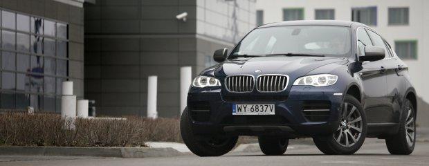 BMW X6 M50d | Test | Czy to ma sens?
