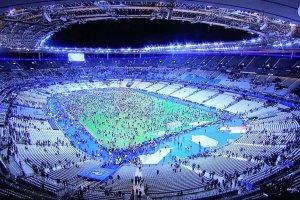 Zamach we Francji. Kibice meczu Francja - Niemcy nie mogli wyjść ze stadionu