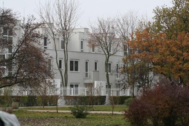 Anna Przybylska, dom, Gdynia