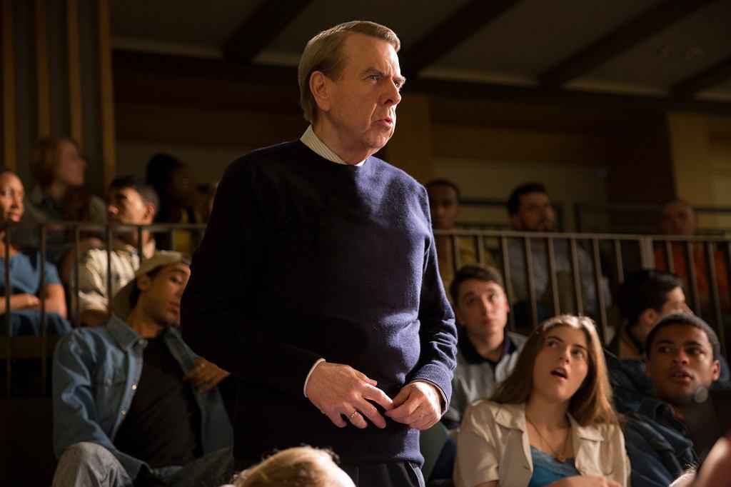 Davida Irvinga w ''Kłamstwie'' zagrał Timothy Spall (fot. materiały prasowe)