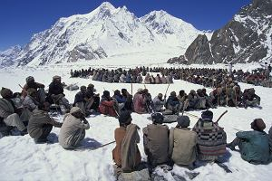 Milion złotych na zimową narodową wyprawę na K2. Polscy himalaiści w grudniu wyruszą do lodowego piekła