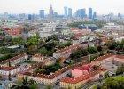 7-pi�trowy budynek na Skarpie Warszawskiej? B�dzie widoczny z daleka