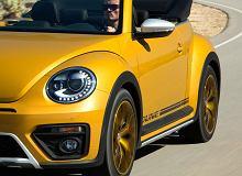 Nowy, elektryczny Volkswagen Beetle z napędem na tył