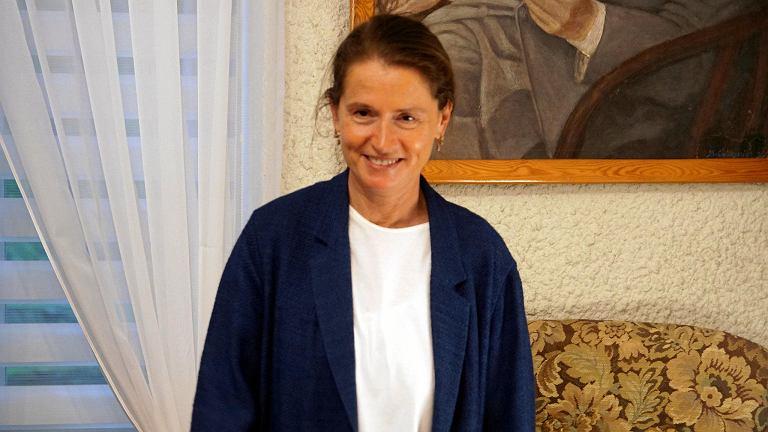 Spotkanie z Moniką Jaruzelską w Domu Broniewskiego