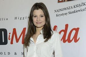 """Aktorka """"M jak mi�o��"""" pochwali�a si� now� fryzur�. Zobacz, jak wygl�da!"""