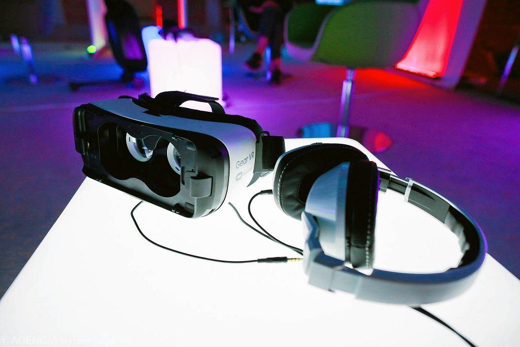 Warsztaty z wirtualnej rzeczywistości / Warsztaty z wirtualnej rzeczywistości/Fot.MAŁGORZATA KUJAWKA