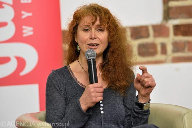 Ewa Siedlecka z Nagrodą Tischnera