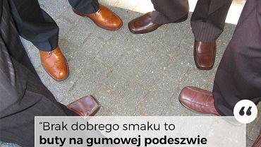 Zasady męskiego dress code'u