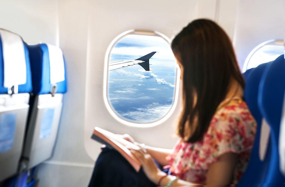 Sztuka podrywu w samolocie