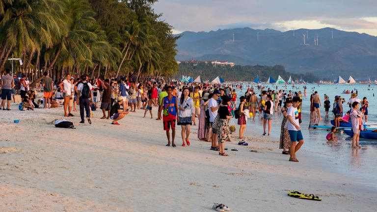 Wyspa Boracay przestanie być turystyczną mekką?