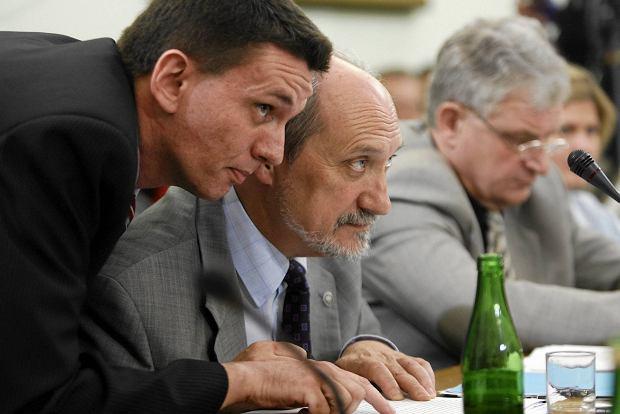 Zawiadomienie do prokuratora generalnego ws. by�ych pracownik�w Centrum Eksperckiego Kontrwywiadu NATO