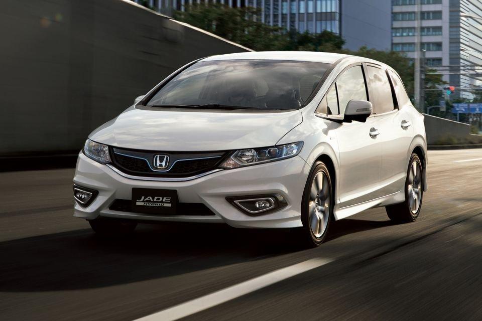 2015 Honda Jade