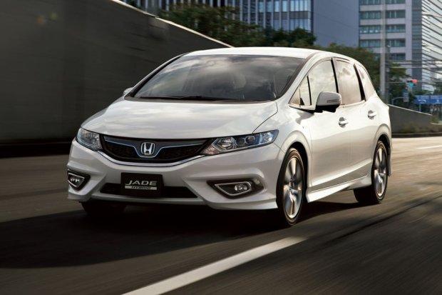 Honda Jade | Ju� nie tylko dla Chin