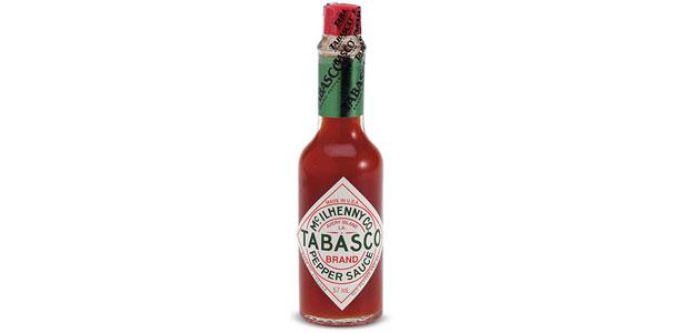 Papryczki chili: kuchnia ostra jak diabli, kuchnia, kuchnie świata, Tabasco